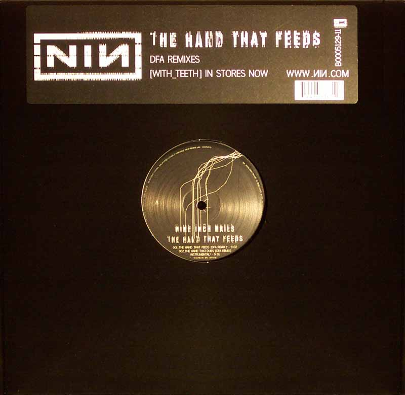 Nine Inch Nails/The Hand That Feeds: DFA Remixes/