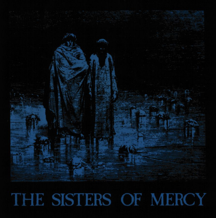 The Sisters Of Mercy A Slight Case Of Overbombing